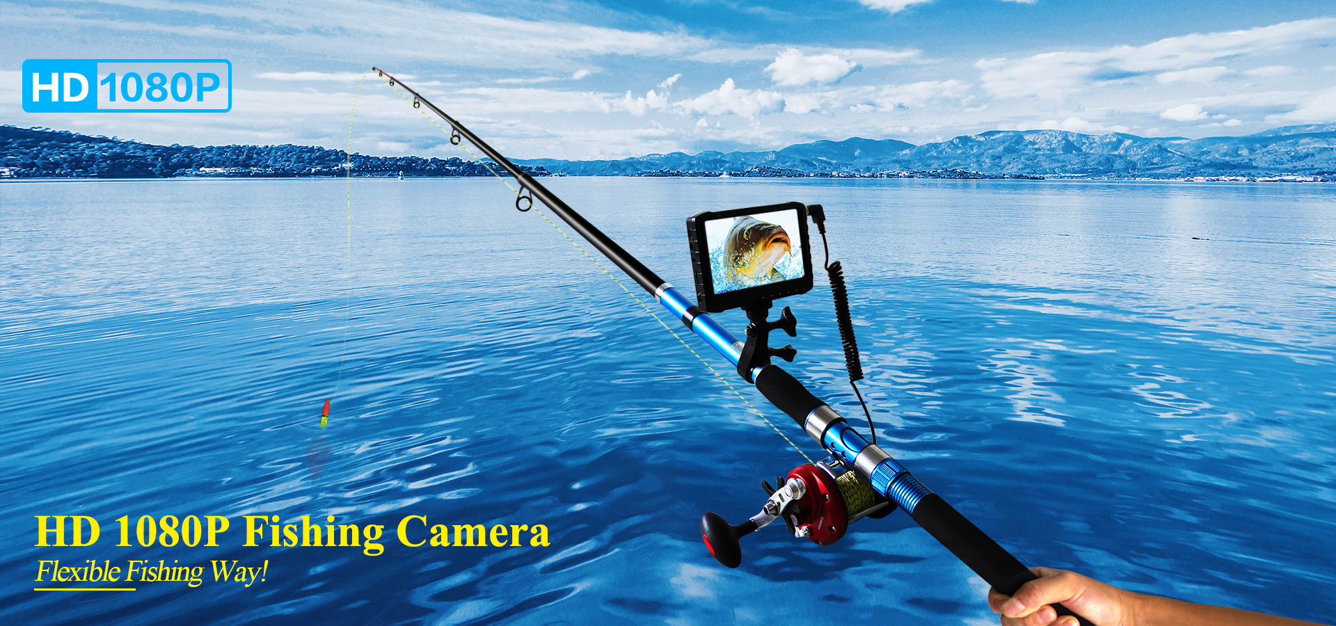 HD 1080P Fishing Camera